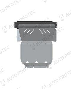Sheriff kryt chladiče a motoru 5 mm - Volkswagen Amarok 3.0 V6