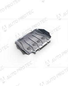 AutoProtec kryt chladiče 4 mm – Ford Ranger 2.2 TDCi