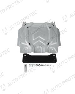 AutoProtec kryt motoru 4 mm - Fiat Fullback