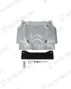 AutoProtec kryt motoru 4 mm - Mitsubishi L200