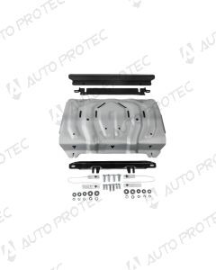 AutoProtec kryt chladiče 4 mm - Fiat Fullback