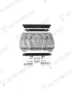 AutoProtec kryt chladiče 4 mm - Mitsubishi L200