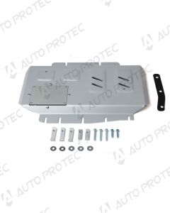 AutoProtec kryt motoru 6 mm - Nissan Navara