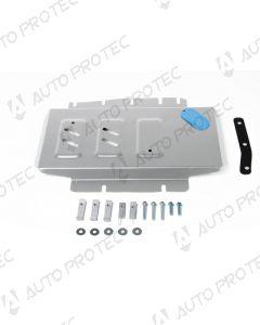 AutoProtec kryt motoru 4 mm - Nissan Navara