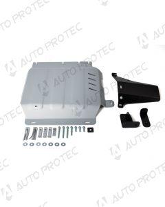 AutoProtec kryt přídavné převodovky 6 mm – Mercedes-Benz X-Class X350d