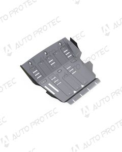 AutoProtec kryt chladiče a motoru 6 mm - Volkswagen Amarok 2.0 TDI