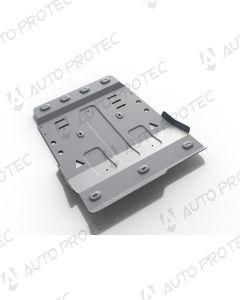 AutoProtec kryt převodovky a přídavné převodovky 4 mm - Volkswagen Amarok 3.0 V6