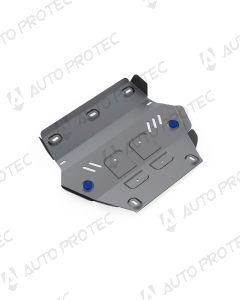 AutoProtec kryt chladiče 4 mm - Isuzu D-Max