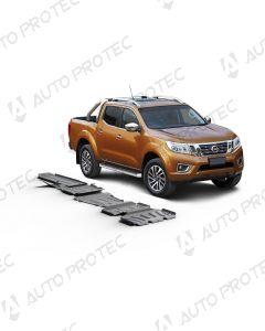 AutoProtec kryty podvozku 6 mm - sada Nissan Navara