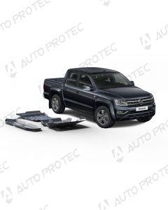 AutoProtec kryty podvozku 4 mm - sada Volkswagen Amarok 3.0 V6