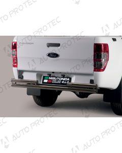 MISUTONIDA zadní nerezový rám - style Ford Ranger