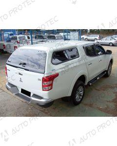 AEROKLAS hardtop Fleet - Mitsubishi L200 s posuvnými bočními okny