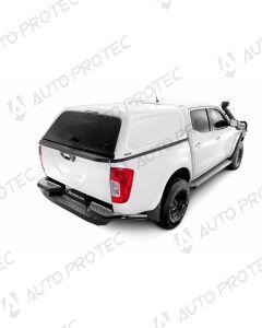 AEROKLAS hardtop Fleet – Nissan Navara bez bočních oken