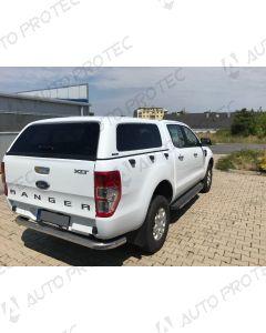 AEROKLAS hardtop Fleet – Ford Ranger Raptor s bočními okny výklopnými do boku
