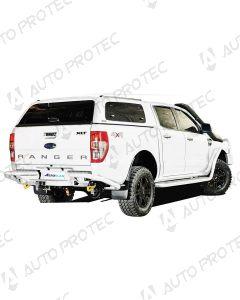 AEROKLAS hardtop Fleet – Ford Ranger s bočními okny výklopnými nahoru