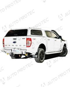 AEROKLAS hardtop Fleet – Ford Ranger Raptor s bočními okny výklopnými nahoru
