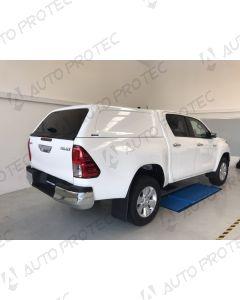 AEROKLAS hardtop Fleet – Toyota Hilux bez bočních oken