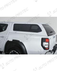 AEROKLAS hardtop Fleet – Fiat Fullback s bočními okny výklopnými do boku