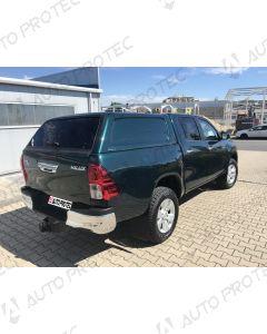 AEROKLAS hardtop Toyota Hilux bez bočních oken