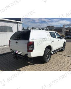 AEROKLAS hardtop Fleet – Fiat Fullback bez bočních oken