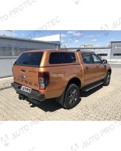 AEROKLAS hardtop Ford Ranger s bočními okny výklopnými do boku