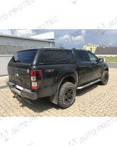 AEROKLAS hardtop Ford Ranger s bočními okny výklopnými nahoru