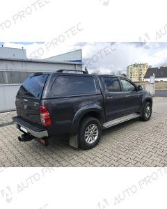 AEROKLAS hardtop Toyota Hilux bez bočních oken 05-15