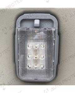 AEROKLAS - LED vnitřní osvětlení - napájení z vozu