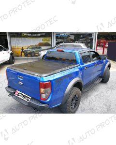 AEROKLAS Rolovací kryt černý - Ford Ranger