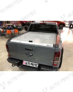 AEROKLAS Rolovací kryt stříbrný - Ford Ranger