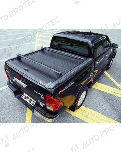AEROKLAS Rolovací kryt černý - Toyota Hilux