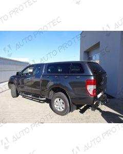 AEROKLAS hardtop Ford Ranger SPC s bočními okny výklopnými do boku