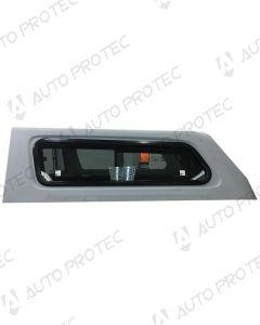AEROKLAS hardtop Fleet – Toyota Hilux s posuvnými bočními okny
