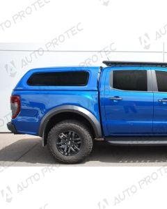 AEROKLAS hardtop – Ford Ranger Raptor s posuvnými bočními okny