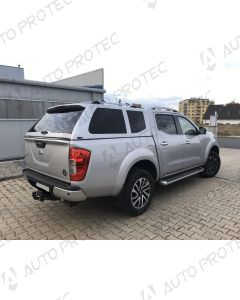 ALPHA hardtop Type E+ - Nissan Navara