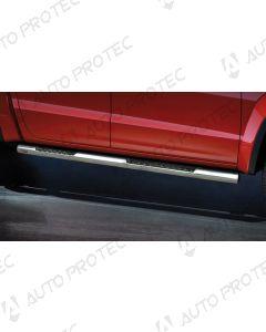 STEELER boční nerezové nášlapy typ B - Volkswagen Amarok