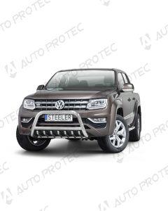 STEELER přední ochranný nerezový rám typ A - Volkswagen Amarok