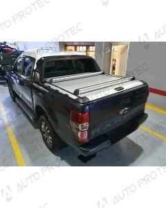 MT Rolovací kryt stříbrný – Ford Ranger Wildtrak