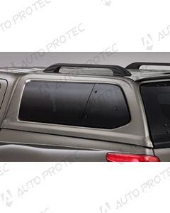 AEROKLAS Mitsubishi L200 boční okno výklopné do boku – levé