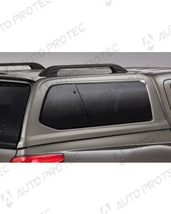 AEROKLAS Mitsubishi L200 boční okno výklopné do boku – pravé
