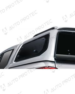 AEROKLAS Fiat Fullback boční okno výklopné nahoru - levé