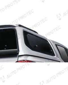 AEROKLAS Fiat Fullback boční okno výklopné nahoru - pravé