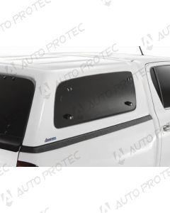 AEROKLAS Toyota Hilux boční okno výklopné nahoru - pravé