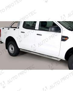 MISUTONIDA boční nerezové nášlapy - design Ford Ranger