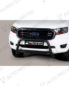 MISUTONIDA přední ochranný černý rám Ford Ranger 63 mm
