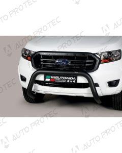 MISUTONIDA přední ochranný černý rám Ford Ranger 76 mm