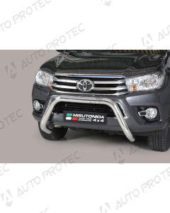 MISUTONIDA přední ochranný nerezový rám Toyota Hilux 76 mm