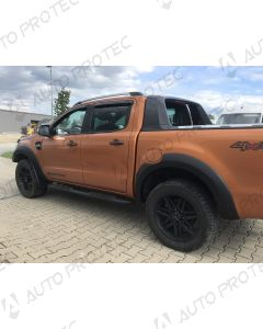 EGR lemy blatníků Smooth – Ford Ranger Wildtrak
