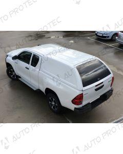 AutoProtec hardtop Extraline Fleet – Toyota Hilux EC bez bočních oken