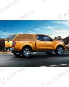AutoProtec hardtop Extraline – Nissan Navara KC bez bočních oken